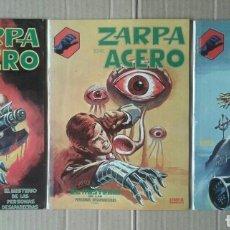 Cómics: LOTE ZARPA DE ACERO, NÚMEROS 1-2-3-4-5 (EDICIONES SURCO, 1983). LÍNEA 83 / SURCO.. Lote 133460235