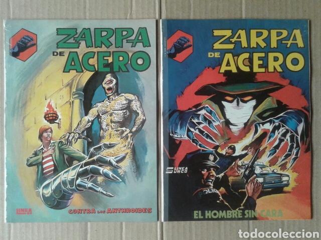 Cómics: Lote Zarpa de Acero, números 1-2-3-4-5 (Ediciones Surco, 1983). Línea 83 / Surco. - Foto 2 - 133460235