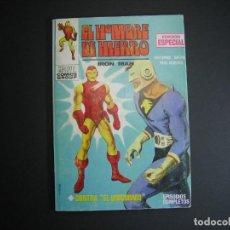 Cómics: IRON MAN (1969, VERTICE) -EL HOMBRE DE HIERRO- 2 · 1969 · CONTRA EL UNICORNIO. Lote 133468186