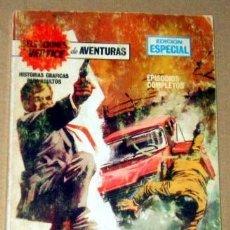 Cómics: LA VENGANZA DE HUNTER Nº 23 128 PAGINAS AÑO 1968 VERTICE BUEN ESTADO DETALLES . Lote 133470082