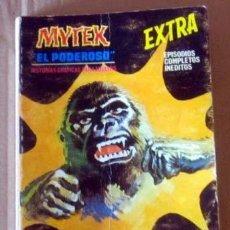 Cómics: MYTEK EXTRA Nº 14 - 128 PAGINAS AÑO 1969 VERTICE BUEN ESTADO DETALLES . Lote 133470518