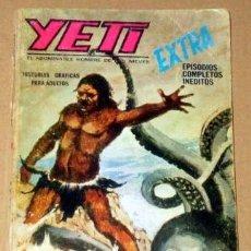 Cómics: YETI Nº 3 - LA ISLA MORTAL - 128 PAGINAS AÑO 1968 VERTICE BUEN ESTADO. Lote 133470774