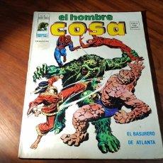 Cómics: EL HOMBRE COSA 9 VERTICE. Lote 133471601