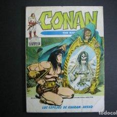 Cómics: CONAN (1972, VERTICE) 13 · I-1974 · LOS ESPEJOS DE KHARAM-AKKAD. Lote 133481330