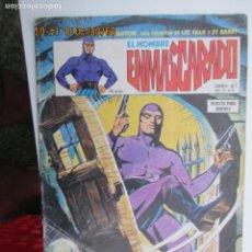 Cómics: EL HOMBRE ENMASCARADO VOL.2 Nº 9.- COMICS-ART - ED. VERTICE 1980. Lote 133487834
