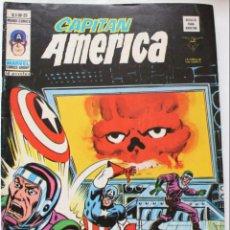 Cómics: MARVEL COMICS GROUP- EL HOMBRE DE HIERRO Y EL CAPITAN AMERICA-V-3 Nº23 -1973 NM. Lote 133625374