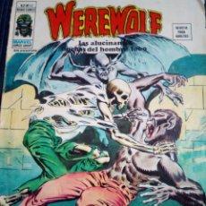 Cómics: WEREWOLF N° 12 VERTICE VOL 2. Lote 133636851