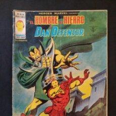 Cómics: EL HOMBRE DE HIERRO, VERTICE VOL 2, N° 44. Lote 133703929