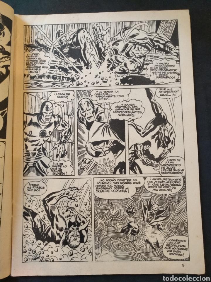 Cómics: El hombre de hierro, vertice Vol 2, n° 44 - Foto 4 - 133703929