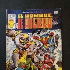 Cómics: EL HOMBRE DE HIERRO, VERTICE VOL 2, N° 65. Lote 133704614