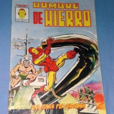 Cómics: COMIC DE EL HOMBRE DE HIERRO Nº 2 DE EDICIONES VERTICE ORIGINAL. Lote 133717074