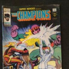 Cómics: THE CHAMPIONS VERTICE, V.2 N°96. Lote 133739175