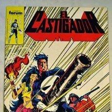 Cómics: EL CASTIGADOR. 5 NÚMEROS DE LA COLECCIÓN. CÓMICS FORUM. Lote 133960618