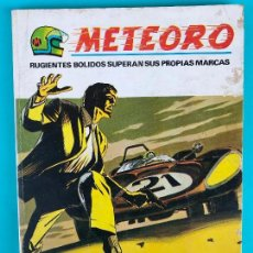 Cómics: METEORO.CIRCULO DE FUEGO.-Nº 6 - ED. VERTICE - 1972. Lote 134056566
