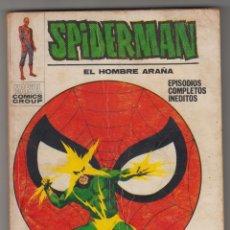 Cómics: VERTICE VOL.1 SPIDERMAN Nº 35 TACO. Lote 180391723