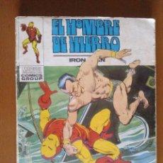 Cómics: EL HOMBRE DE HIERRO Nº 28 * VERTICE TACO. Lote 134110438