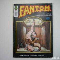 Cómics: FANTOM (1972, VERTICE) 16 · 1973 · MÁS ALLÁ DE LA AYUDA HUMANA. Lote 134352774