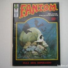 Cómics: FANTOM (1972, VERTICE) 20 · 1973 · ELLA ESTÁ ESPERANDO. Lote 134353274