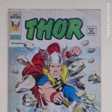 Cómics: THOR - VOLUMEN 2 - VOL. II - V.2 - N° 28 - EL TRONO Y LA FURIA - VÉRTICE 1976. Lote 134356886