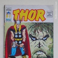 Cómics: THOR - VOLUMEN 2 - VOL. 2 - V.2 - N° 4 - ¡PARA VIVIR … MORIR! - VÉRTICE 1975. Lote 134359598