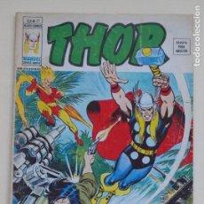 Cómics: THOR - VOLUMEN 2 - VOL. 2 - V.2 - N° 27 - ¡LA LLAMA Y EL MARTILLO! - VÉRTICE 1975. Lote 134361458