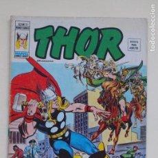 Cómics: THOR - VOLUMEN 2 - VOL. 2 - V.2 - N° 20 - ¡MIDGARD EN LLAMAS! - VÉRTICE 1976. Lote 134367546