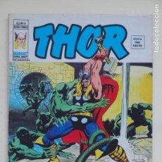 Cómics: THOR - VOLUMEN 2 - VOL. 2 - V.2 - N° 18 - ¡DONDE HABITA LA OSCURIDAD HABITO YO! - VÉRTICE 1976. Lote 134368310
