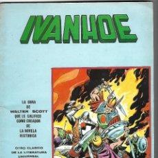 Cómics: MUNDI COMICS CLASICOS - IVANHOE Nº5.. Lote 134368594