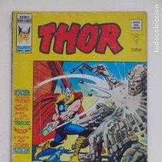 Cómics: THOR - VOLUMEN 2 - VOL. 2 - V.2 - N° 31 - ¡LOS HOMBRES DE PIEDRA DE SATURNO! - VÉRTICES 1977. Lote 134370770