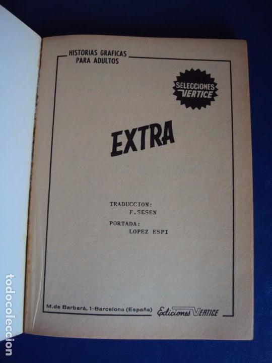 Cómics: (COM-190900)COMIC SELECCIONES VERTICE DE AVENTURAS - LA PIEDRA DEL DESTINO - Nº6 - 25 PTS . - Foto 2 - 134424282
