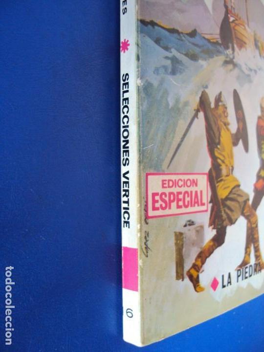 Cómics: (COM-190900)COMIC SELECCIONES VERTICE DE AVENTURAS - LA PIEDRA DEL DESTINO - Nº6 - 25 PTS . - Foto 3 - 134424282