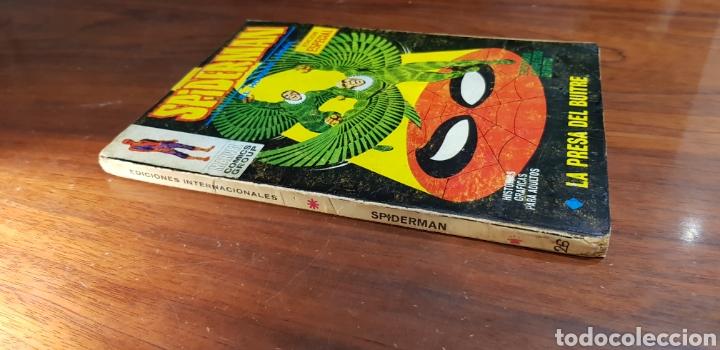 SPIDERMAN 26 VERTICE USADO VER FOTOS (Tebeos y Comics - Vértice - Super Héroes)