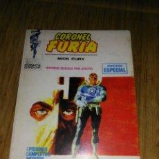 Cómics: CORONEL FURIA VOL. 1 Nº5 VERTICE. Lote 134621598