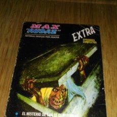 Cómics: MAX AUDAZ Nº 3 EN EXCELENTE ESTADO:. Lote 134631206