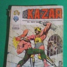 Cómics: COMIC VERTICE TACO KAZAR N 7 COMPLETO CON DEFECTOS. Lote 134892130