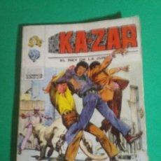 Cómics: COMIC VERTICE TACO KAZAR N 5 COMPLETO BUEN ESTADO CON DEFECTOS. Lote 134893230
