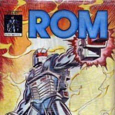 Fumetti: ROM LLEGADA - ED. VERTICE - COLECCION COMPLETA DE 4 NUMEROS. Lote 134914834