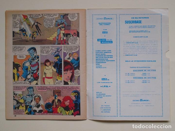 Cómics: PATRULLA X - N° 1 - LA CALIDAD DEL ODIO - LINEA 83 - Foto 4 - 134946214