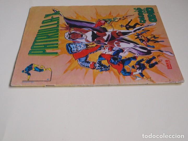 Cómics: PATRULLA X - N° 1 - LA CALIDAD DEL ODIO - LINEA 83 - Foto 5 - 134946214