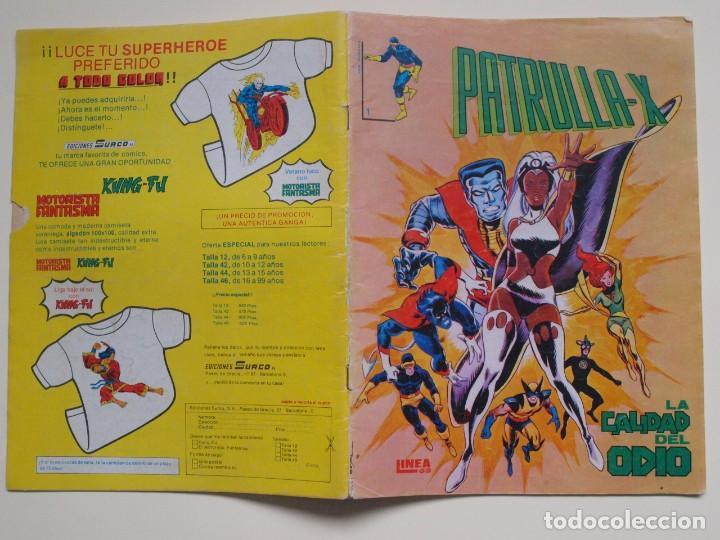 Cómics: PATRULLA X - N° 1 - LA CALIDAD DEL ODIO - LINEA 83 - Foto 6 - 134946214