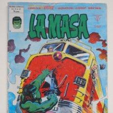 Cómics: LA MASA - VOLUMEN 3 - N° 41 - FURIA A 50.000 VOLTIOS - VERTICE - 1980. Lote 134952198
