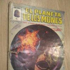 Cómics: EL PLANETA DE LOS MONOS. Nº 4. VERTICE. Lote 134986838