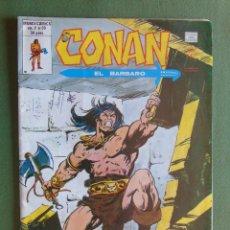 Cómics: CONAN EL BARBARO. MUNDI COMICS. VOL 2. Nº 39 . BURYAT SITIADA. EDICIONES VERTICE.. Lote 135031782