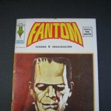Cómics: FANTOM (1974, VERTICE) -V.2- 2 · 30-XI-1974 · FANTOM. Lote 135056358