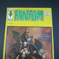 Cómics: FANTOM (1974, VERTICE) -V.2- 6 · 30-I-1975 · SATÁN . Lote 135056562