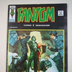 Cómics: FANTOM (1974, VERTICE) -V.2- 23 · XII-1975 · SANGRE A CHORRO. Lote 135057534