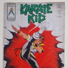 Comics : KARATE KID - VOLUMEN 1 - N° 1- MI MUNDO EMPIEZA AYER - VERTICE - 1978. Lote 135064954