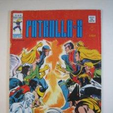 Cómics: PATRULLA X (1976, VERTICE) 22 · V-1978 · ¡LA PATRULLA-X CONTRA LA PATRULLA-X HASTA LA MUERTE!. Lote 135158666