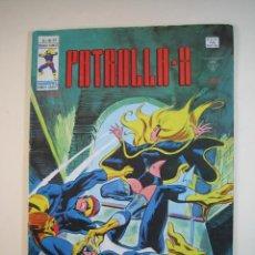 Cómics: PATRULLA X (1976, VERTICE) 23 · VI-1978 · ¡COMO UN FENIX DESDE LAS CENIZAS!. Lote 135158810