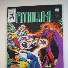 Cómics: PATRULLA X (1976, VERTICE) 28 · VI-1979 · ¡JUEGOS MENTALES!. Lote 135163150
